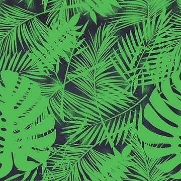 Jungle Leaves by madtoyman