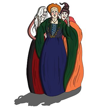 Sanderson Sisters by caraghbrooks