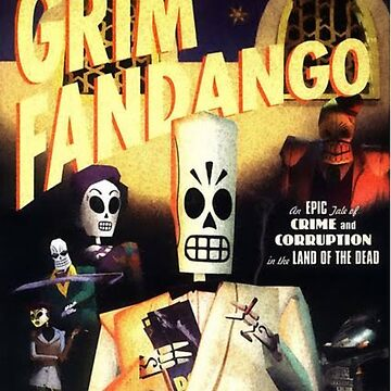 Grimmiger Fandango von powr13