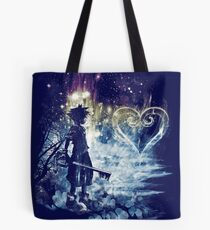 a path to the heart Tote Bag