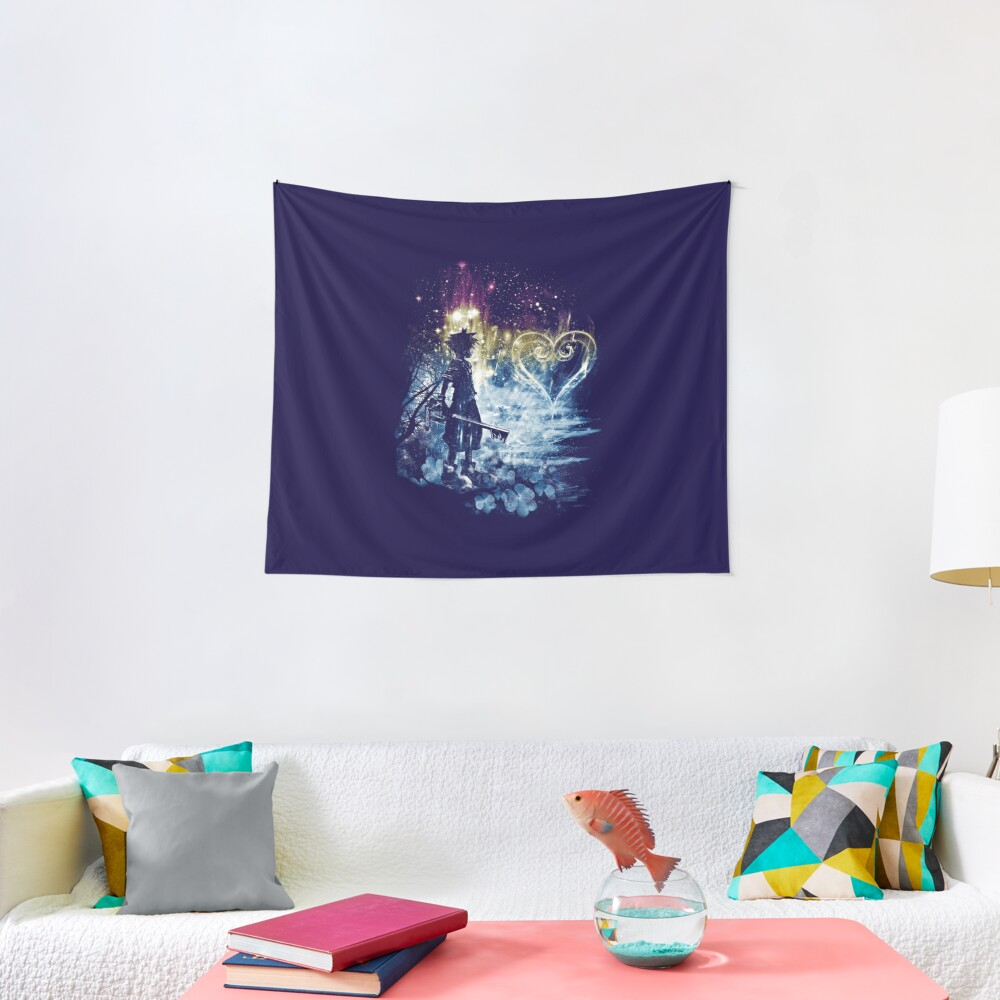 a path to the heart Tapestry