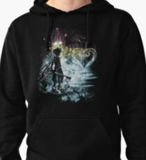 a path to the heart Pullover Hoodie