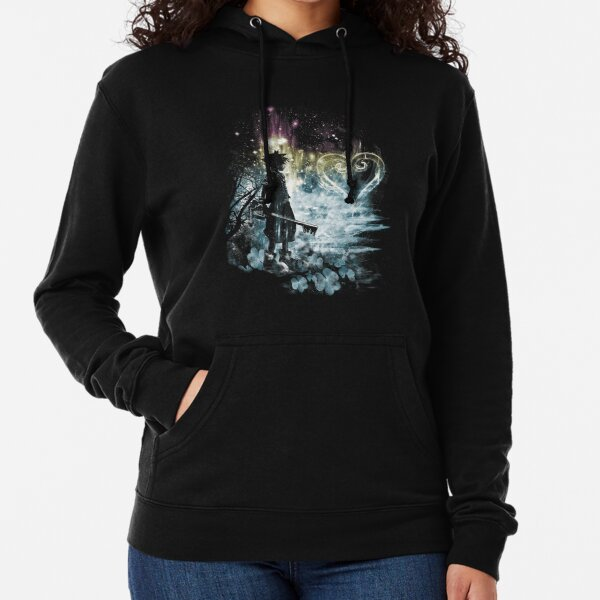 a path to the heart Lightweight Hoodie