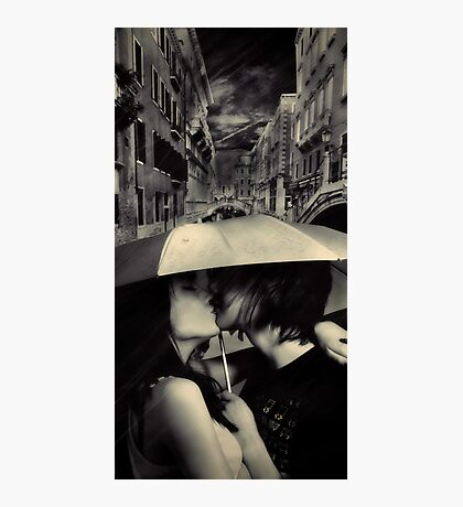 The Kiss Photographic Print