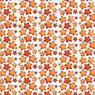 Star Cookies Pattern by Paigekotalik