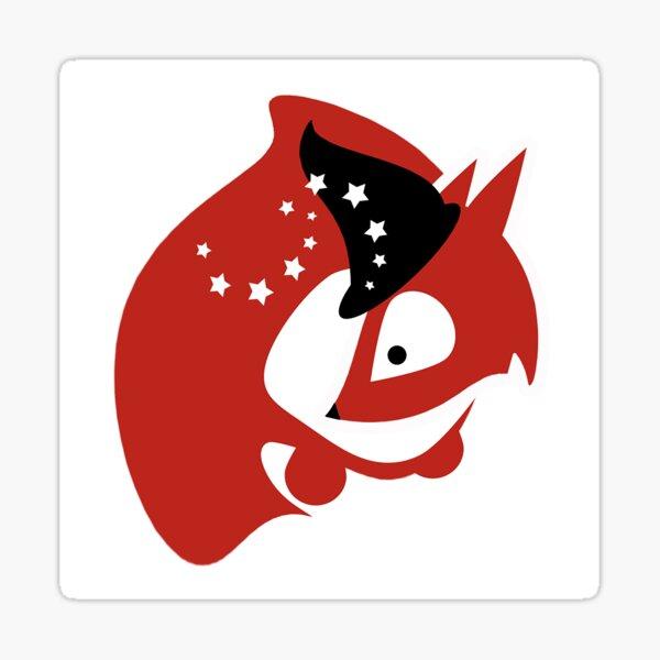 Aunty Fox is Magic Sticker