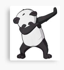 Panda Dab Wall Art Redbubble