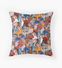 Johnny Orlando Collage Floor Pillow