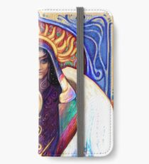 Iris iPhone Wallet/Case/Skin