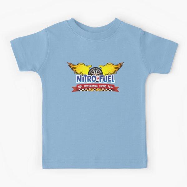 Nitro Fuel High Performance Racing Fuel Kids T-Shirt