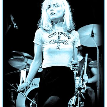 Debbie Harry - Camp Funtime by ccuk66