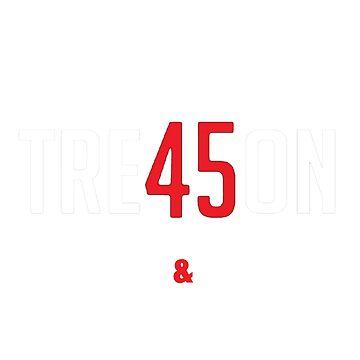 Treason 45 by haxamin