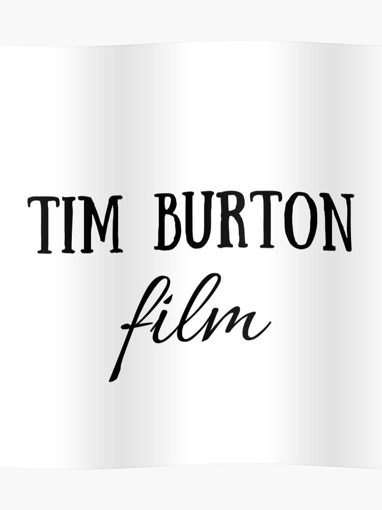 Tim Burton film, Quote, Gift, Present, Cinema, Culture, World, Good vibes,  Positive words, Short quotes, dark, Gothic, eccentric, horror, fantasy | ...