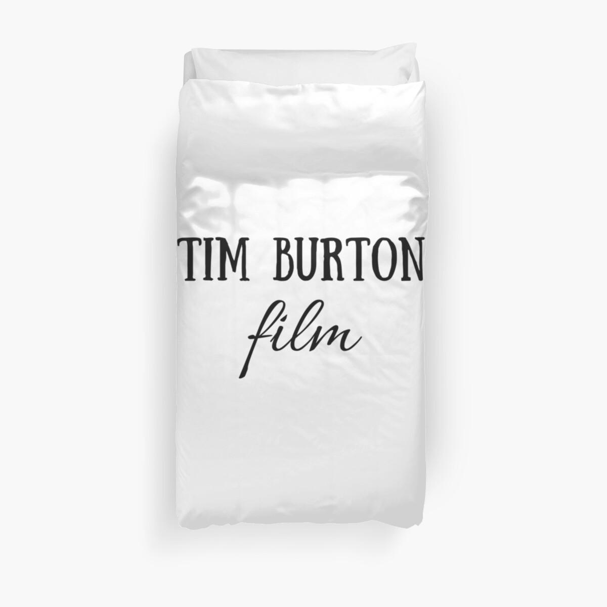 Tim Burton Film Quote Gift Present Cinema Culture World Good