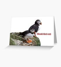 Check that out Greeting Card