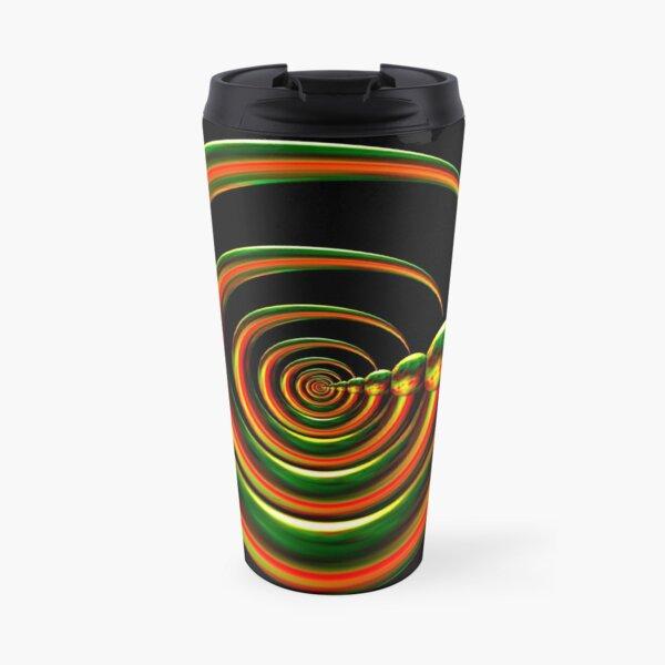Divinorum Express by Spaced Painter Travel Mug