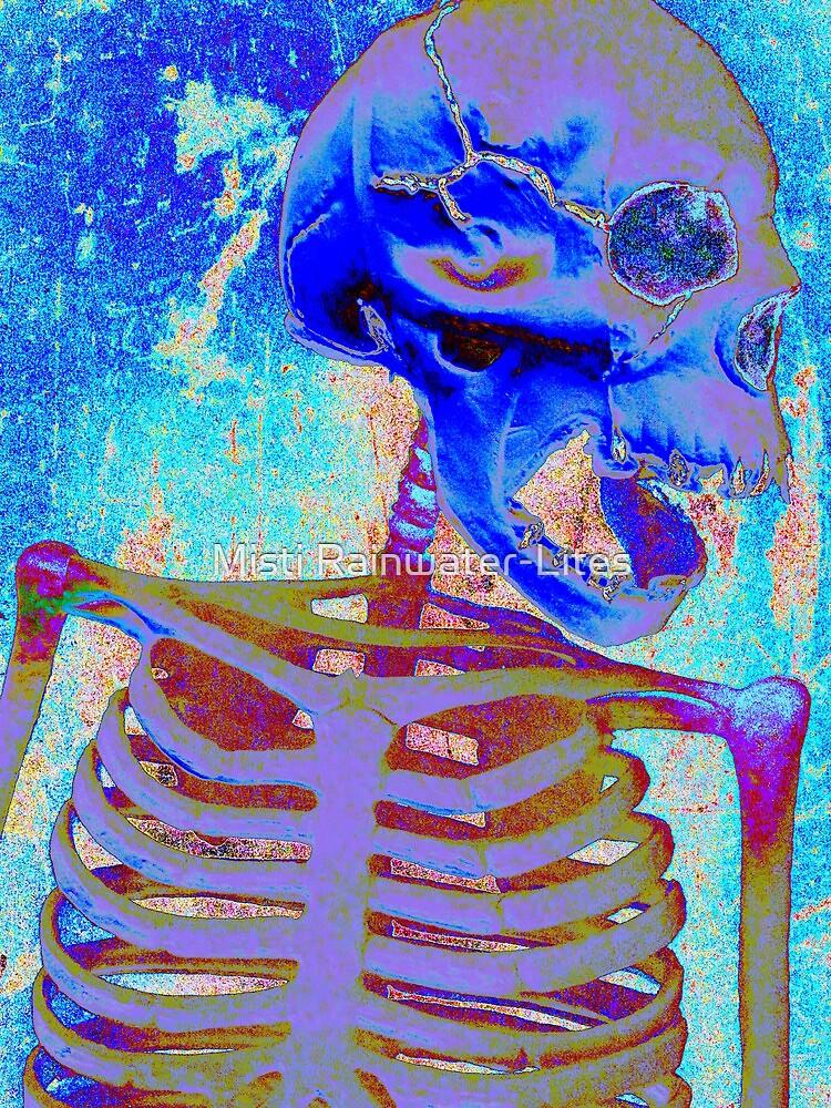 Bright Skeleton by Misti Rainwater-Lites