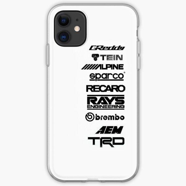 Performance Logo Phone iPhone Soft Case