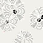 Accidental Zen Garden n°2 (West Meets East Series) by Thoth Adan