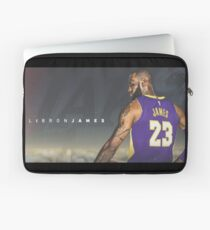 Lebron Lakers Laptop Sleeve
