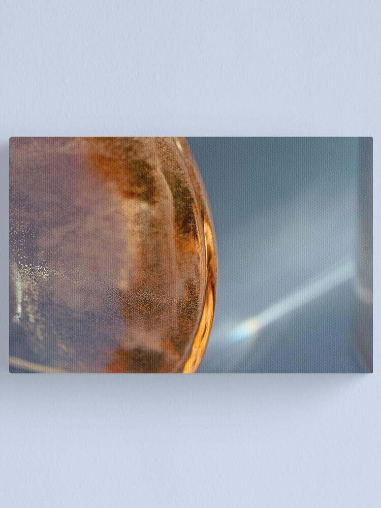 Alternate view of Tiny Bubbles Canvas Print