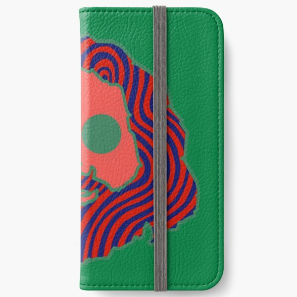 Jerry Face iPhone Wallet