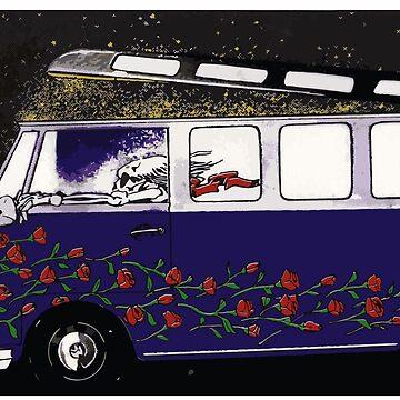 DeadHead Truck by Ithacaboy