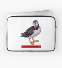 I'm your official bird Laptop Sleeve