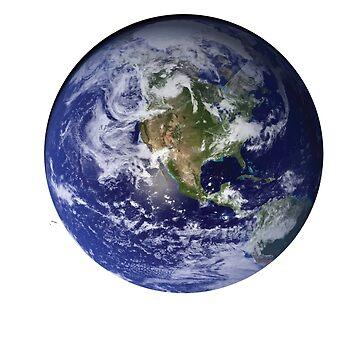 Planet Earth by Nortonrf