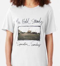 Separation Sunday Slim Fit T-Shirt