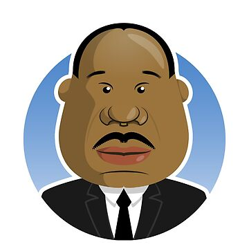 Martin Luther King Jr. by ThePeterSimon