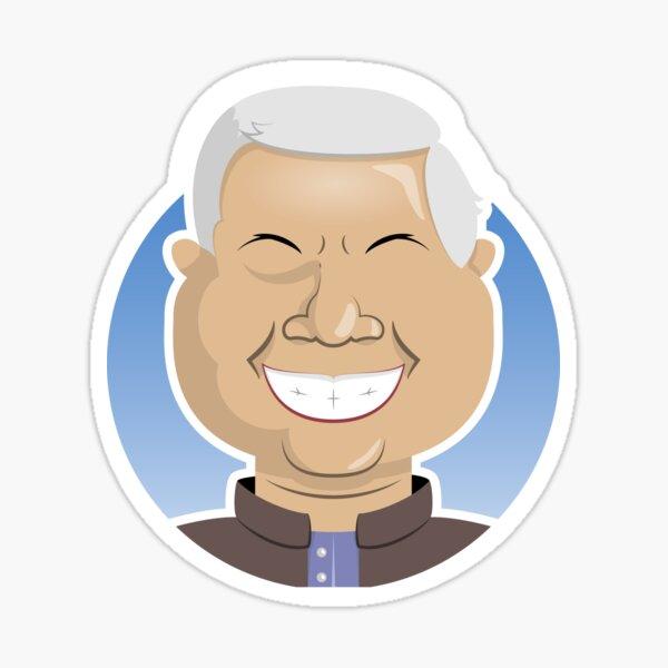 Muhammad Yunus Sticker