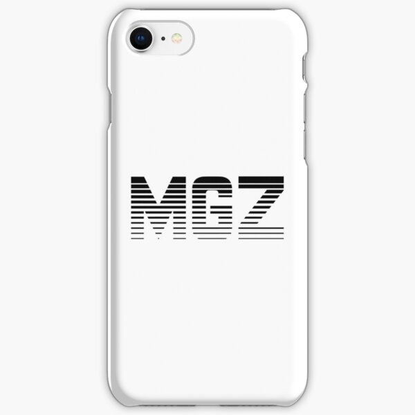 MORGZ MERCH iPhone Snap Case