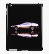 The Delorean iPad Case/Skin