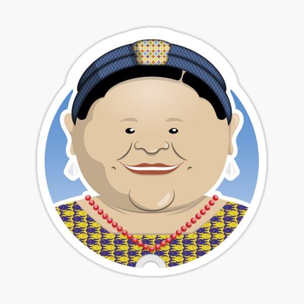 Rigoberta Menchú Sticker