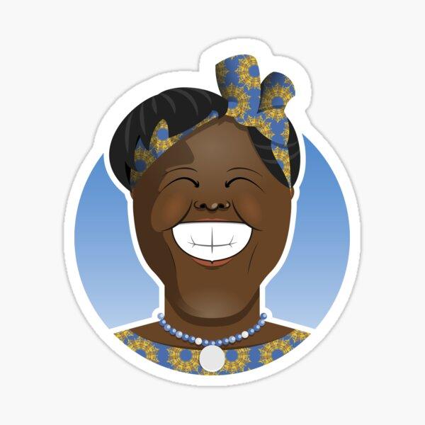 Wangari Maathai Sticker