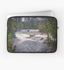 Aysgarth falls, Yorkshire Dales Laptop Sleeve