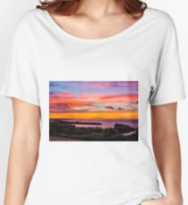 Colourful Skies Women's Relaxed Fit T-Shirt