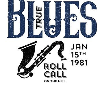 Furillo's True Blues Roll Call by GeekHappens