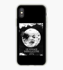 A Trip to the Moon (Le Voyage Dans La Lune)  iPhone Case