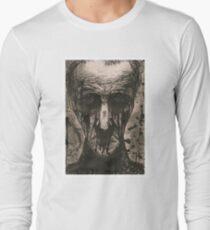 Ink Face Long Sleeve T-Shirt