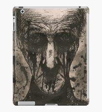 Ink Face iPad Case/Skin