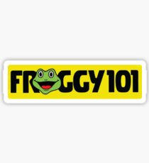The Office - Froggy 101 Sticker