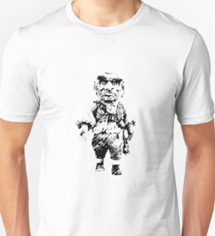 Hoggle - Transparent T-Shirt