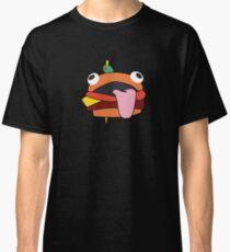 Camiseta clásica Dibujos animados de hamburguesa Durr