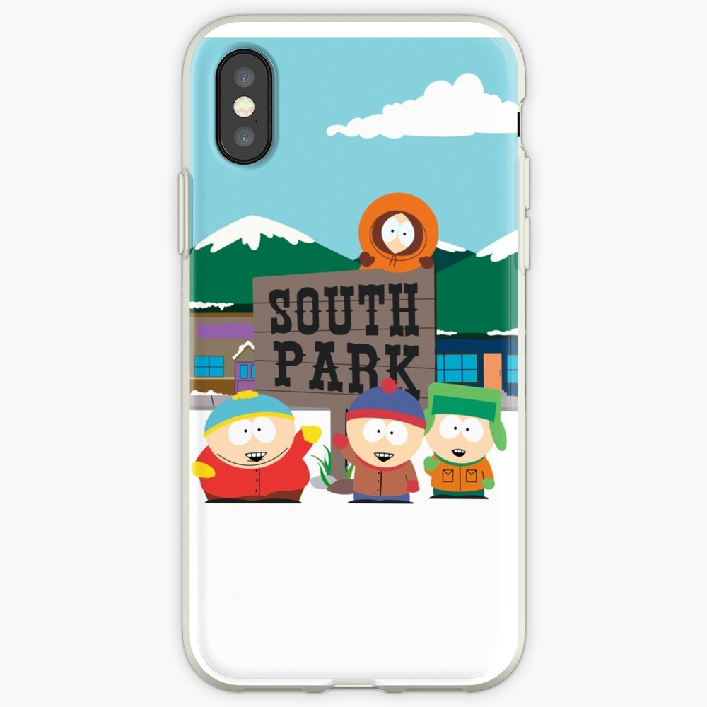 South Park Boys iPhone-Hülle & Cover
