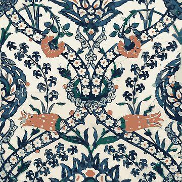 Moroccan pattern by akazumaki