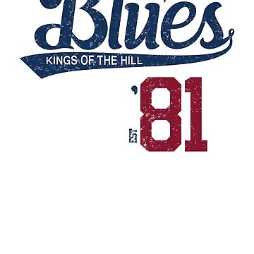 Furillo's Blues - Kings of the Hill by GeekHappens
