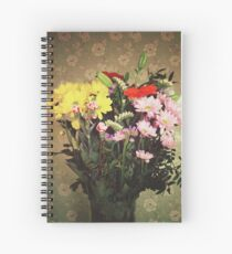 flowers for her Spiral Notebook