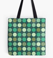 Dotty Wildlife: Frogs Tote Bag
